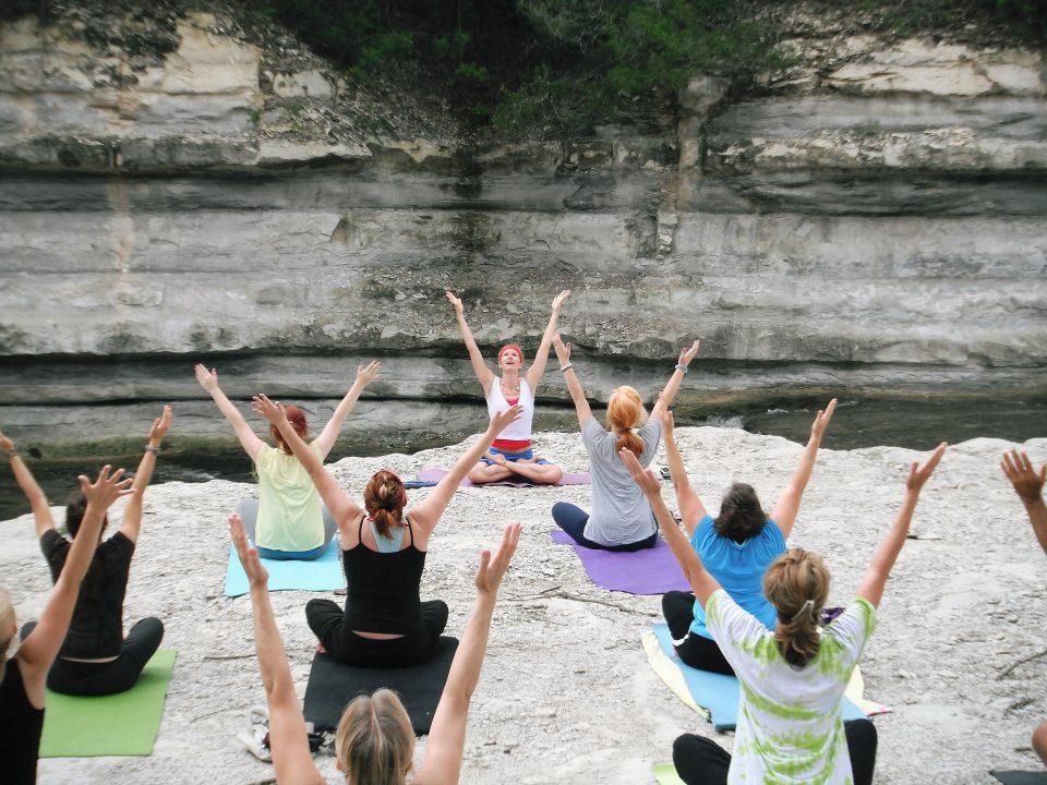 lo yoga gruppo